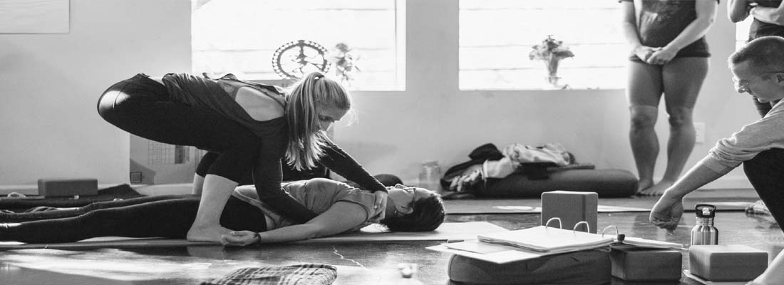 BECOME A YOGA THERAPIST