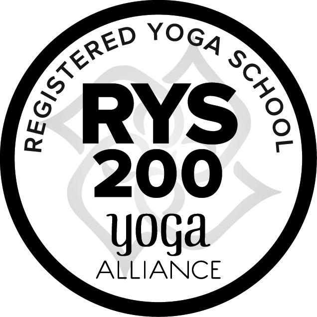 yoga alliance 250 hour RYS logo