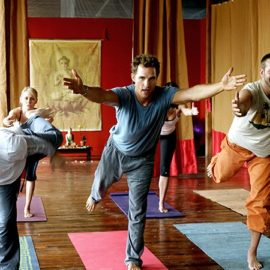 Celebrities Who Practice Yoga On A Daily Basis