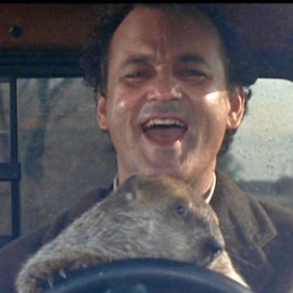 Groundhog Day The Movie Is All About Yoga