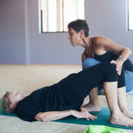 Yoga Therapy: The Benefits!