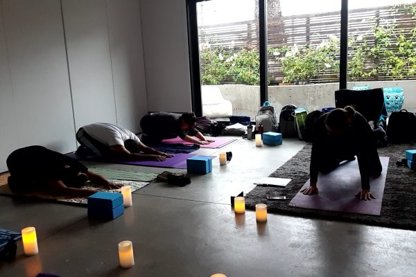 inside yoga teacher training