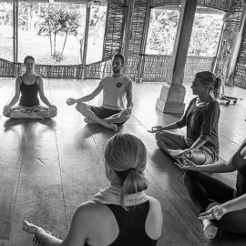 A Personal Journey Towards Yoga