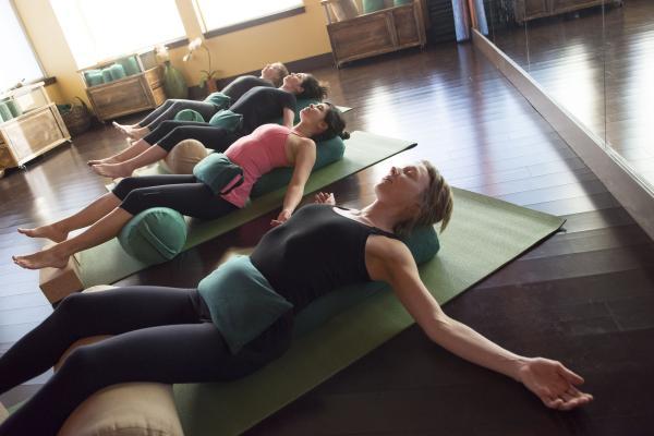 Restorative Yoga Teacher Training Online