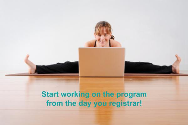 online yoga teacher training