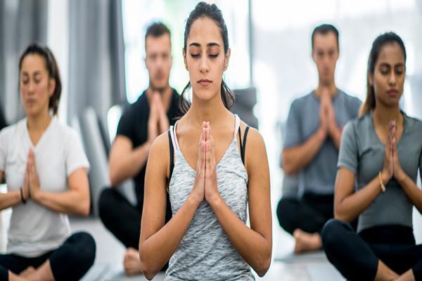 mediation yoga teacher training