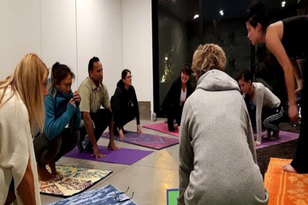 inside yoga teacher training